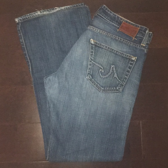 838ac3cd Ag Adriano Goldschmied Jeans | Ag The Fillmore Relaxed Bootcut Size ...